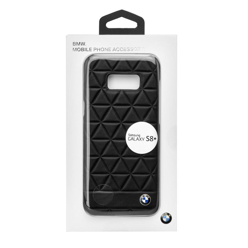 COQUE BMW GAMME HEXAGON DE COULEUR NOIR POUR SAMSUNG S8 PLUS   eBay